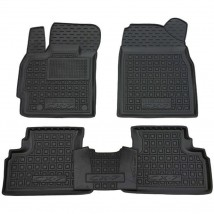 Car Floor Mats for MAZDA CX-7 I 2006—2012 Custom Fit All Weather Liners