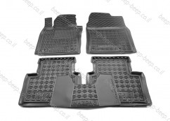 Car Floor Mats for MAZDA 3 IV 2019—2021 Custom Fit All Weather Liners