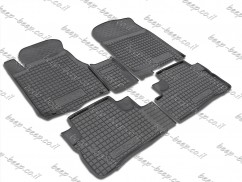 Car Floor Mats for HONDA CR-V III 2007—2011 Custom Fit All Weather Liners