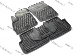 Car Floor Mats for MITSUBISHI ASX (RVR, OUTLANDER SPORT) 2011—2022 Custom Fit All Weather Liners