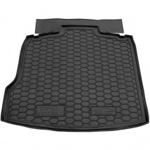 Cargo Trunk Mat for OPEL VECTRA C 2003—2008 Custom Fit Tray Boot Liner