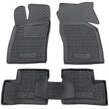Car Floor Mats for OPEL ASTRA F HATCHBACK 1991—1997 Custom Fit All Weather Liners