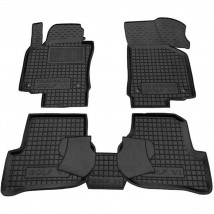 Car Floor Mats for VOLKSWAGEN GOLF 6 2008—2012 Custom Fit All Weather Liners
