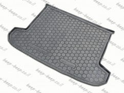 Fully Tailored Rubber / Cargo Mat Tray Trunk Boot Liner for HYUNDAI TUCSON 2016—2019