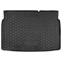 Cargo Trunk Mat for PEUGEOT 207 2006—2013 Custom Fit Tray Boot Liner