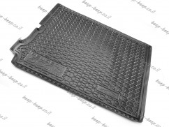 Cargo Trunk Mat for PEUGEOT 5008 II 2017—2021 Custom Fit Tray Boot Liner