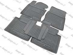 Car Floor Mats for HYUNDAI GRANDEUR HG 2012—2017 Custom Fit All Weather Liners