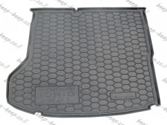 Cargo Trunk Mat for HYUNDAI IONIQ HYBRID 2016—2020 Custom Fit Tray Boot Liner