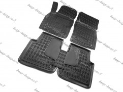 Car Floor Mats for SKODA SCALA I 2019—2021 Custom Fit All Weather Liners