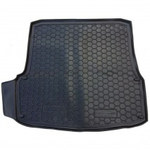 Cargo Trunk Mat for SKODA OCTAVIA II LIFTBACK 2005—2012 Custom Fit Tray Boot Liner