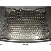 AV-G Cargo Trunk Mat for SKODA RAPID I SPACEBACK 2012—2020 Custom Fit Tray Boot Liner