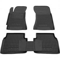 AV-G Car Floor Mats for SUBARU FORESTER II 2002—2008 Custom Fit All Weather Liners