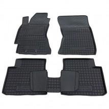 AV-G Car Floor Mats for SUBARU FORESTER III 2009—2012 Custom Fit All Weather Liners