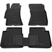 AV-G Car Floor Mats for SUBARU OUTBACK III 2004—2009 Custom Fit All Weather Liners