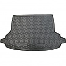 Cargo Trunk Mat for SUBARU FORESTER V (WITHOUT SUBWOOFER) 2019—2020 Custom Fit Tray Boot Liner