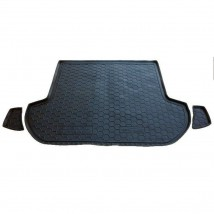 Cargo Trunk Mat for SUBARU OUTBACK IV 2010—2014 Custom Fit Tray Boot Liner