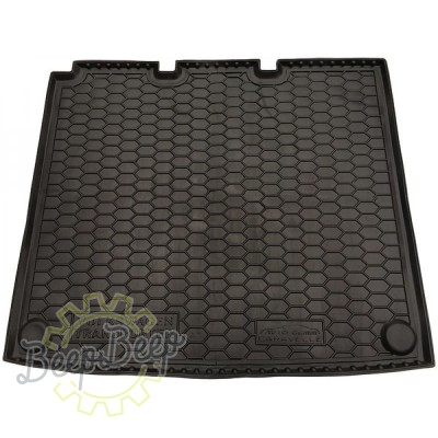 AV-G Cargo Trunk Mat for VOLKSWAGEN T5 (CARAVELLE, LONG, WITH STOVE) 2003—2015 Custom Fit Tray Boot Liner - Picture 1