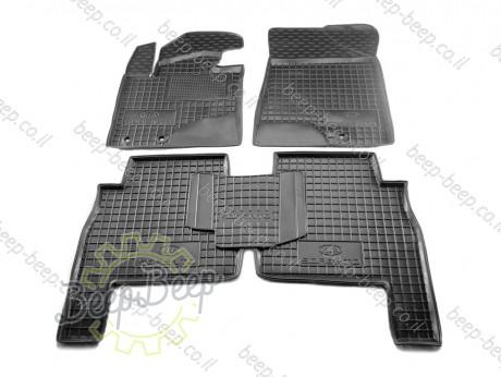 AV-G Car Floor Mats for KIA SORENTO II 2009—2012 Custom Fit All Weather Liners - Picture 1
