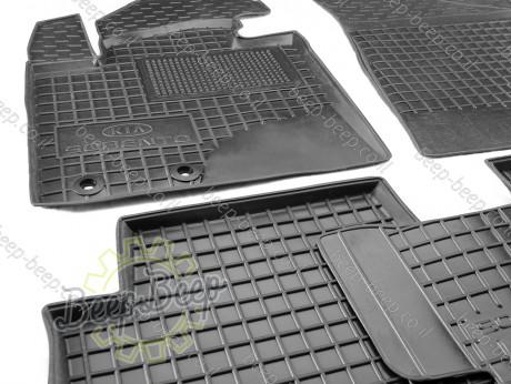 AV-G Car Floor Mats for KIA SORENTO II 2009—2012 Custom Fit All Weather Liners - Picture 2