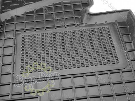 AV-G Car Floor Mats for KIA SORENTO II 2009—2012 Custom Fit All Weather Liners - Picture 5