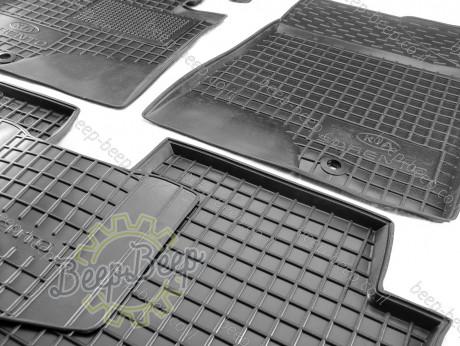 AV-G Car Floor Mats for KIA SORENTO II 2009—2012 Custom Fit All Weather Liners - Picture 6