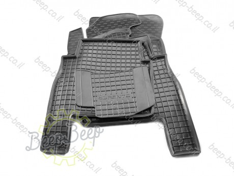 AV-G Car Floor Mats for KIA SORENTO II 2009—2012 Custom Fit All Weather Liners - Picture 12