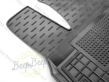 AV-G Car Floor Mats for LAND ROVER DISCOVERY SPORT I 2014—2019 Custom Fit All Weather Liners - Picture 4