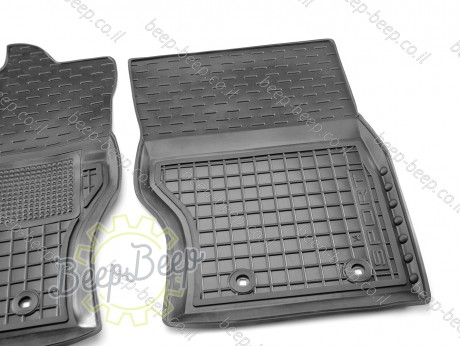 AV-G Car Floor Mats for LAND ROVER DISCOVERY SPORT I 2014—2019 Custom Fit All Weather Liners - Picture 5