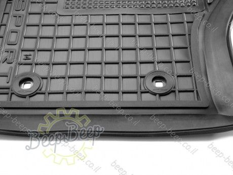 AV-G Car Floor Mats for LAND ROVER DISCOVERY SPORT I 2014—2019 Custom Fit All Weather Liners - Picture 6