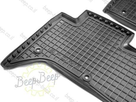 AV-G Car Floor Mats for LAND ROVER DISCOVERY SPORT I 2014—2019 Custom Fit All Weather Liners - Picture 8