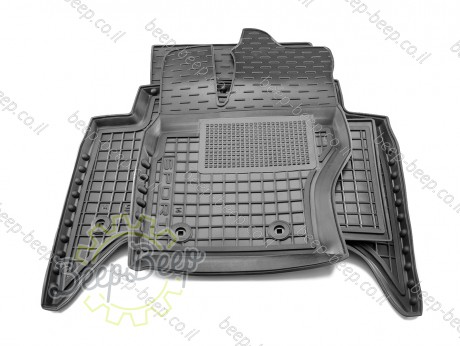 AV-G Car Floor Mats for LAND ROVER DISCOVERY SPORT I 2014—2019 Custom Fit All Weather Liners - Picture 11