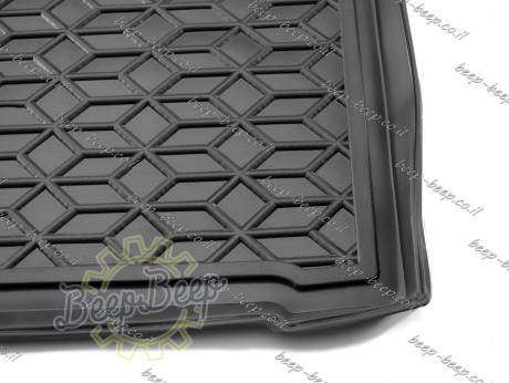 AV-G Cargo Trunk Mat for PEUGEOT 2008 II 2020—2021 Custom Fit Tray Boot Liner - Picture 7