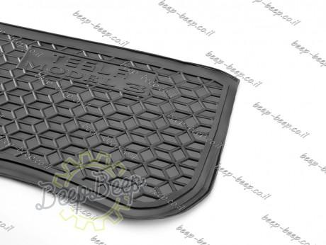 AV-G Cargo Trunk Mat for TESLA MODEL 3 (FRONT) 2017—2021 Custom Fit Tray Boot Liner - Picture 3