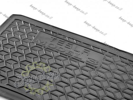 AV-G Cargo Trunk Mat for TESLA MODEL 3 (FRONT) 2017—2021 Custom Fit Tray Boot Liner - Picture 4