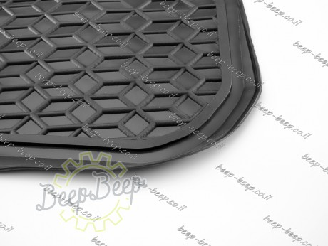 AV-G Cargo Trunk Mat for TESLA MODEL 3 (FRONT) 2017—2021 Custom Fit Tray Boot Liner - Picture 7