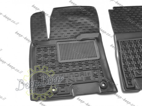 AV-G Car Floor Mats for HYUNDAI VENUE 2019—2021 Custom Fit All Weather Liners - Picture 2