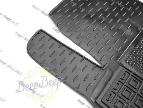 AV-G Car Floor Mats for HYUNDAI VENUE 2019—2021 Custom Fit All Weather Liners - Picture 3