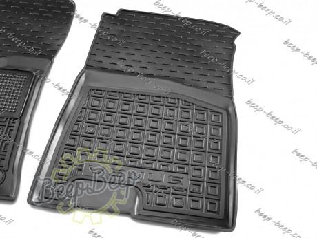 AV-G Car Floor Mats for HYUNDAI VENUE 2019—2021 Custom Fit All Weather Liners - Picture 5