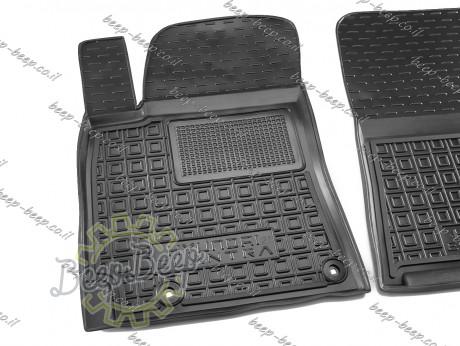 AV-G Car Floor Mats for HYUNDAI ELANTRA CN7 2021—2022 Custom Fit All Weather Liners - Picture 2