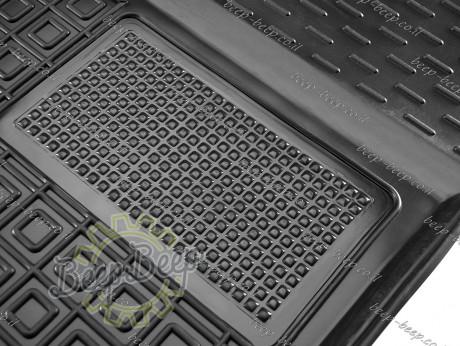 AV-G Car Floor Mats for HYUNDAI ELANTRA CN7 2021—2022 Custom Fit All Weather Liners - Picture 4