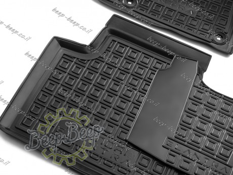 AV-G Car Floor Mats for HYUNDAI ELANTRA CN7 2021—2022 Custom Fit All Weather Liners - Picture 8