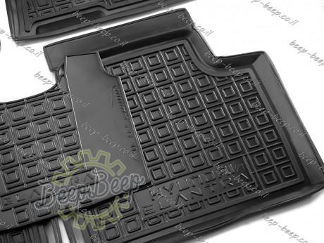 AV-G Car Floor Mats for HYUNDAI ELANTRA CN7 2021—2022 Custom Fit All Weather Liners - Picture 10
