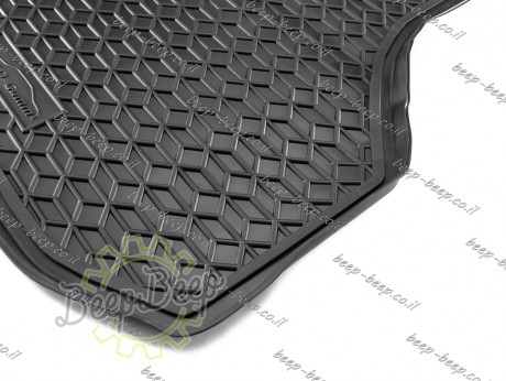AV-G Cargo Trunk Mat for HYUNDAI ELANTRA CN7 2021—2022 Custom Fit Tray Boot Liner - Picture 7
