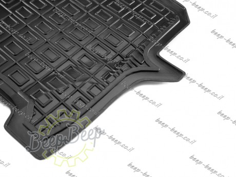 AV-G Car Floor Mats for HYUNDAI PALISADE (3-RD ROW) 2019—2021 Custom Fit All Weather Liners - Picture 7