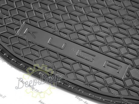 AV-G Cargo Trunk Mat for FORD KUGA III 2019—2022 Custom Fit Tray Boot Liner - Picture 2