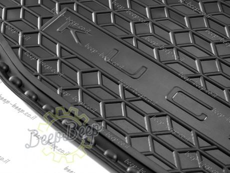 AV-G Cargo Trunk Mat for FORD KUGA III 2019—2022 Custom Fit Tray Boot Liner - Picture 6