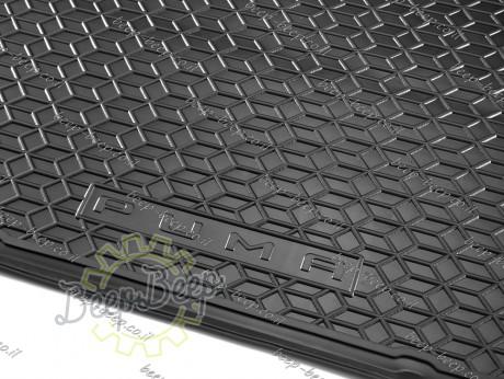 AV-G Cargo Trunk Mat for FORD PUMA I 2019—2022 Custom Fit Tray Boot Liner - Picture 2