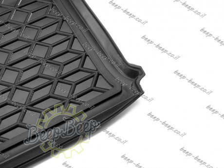 AV-G Cargo Trunk Mat for FORD PUMA I 2019—2022 Custom Fit Tray Boot Liner - Picture 7