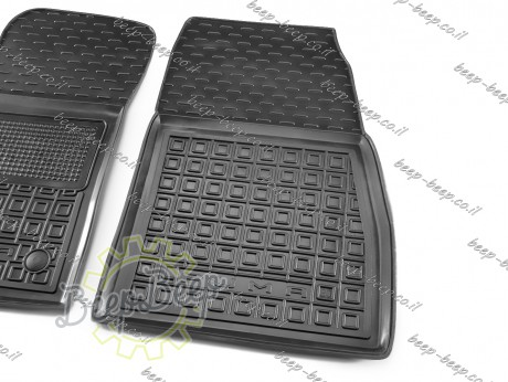 AV-G Car Floor Mats for FORD PUMA I 2019—2022 Custom Fit All Weather Liners - Picture 5