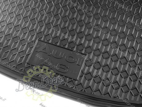 AV-G Cargo Trunk Mat for AUDI A6 C8 SEDAN 2019—2022 Custom Fit Tray Boot Liner - Picture 2